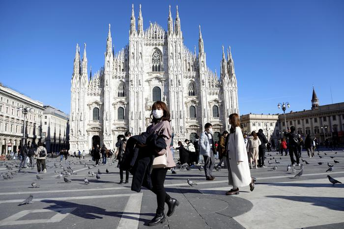 Weird Italy c1d612c654009d125d219b34cabd0821 COVID: Milan Duomo to reopen Feb 11 What happened in Italy today