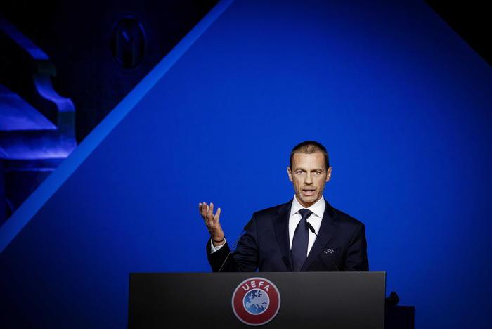 Supercoppa: Ceferin, 16mila spettatori per Bayern-Siviglia