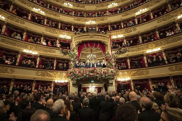 Weird Italy 4ce770f14370c661710dccef96d06707 Opera to return to La Scala on Jan 23 - English What happened in Italy today