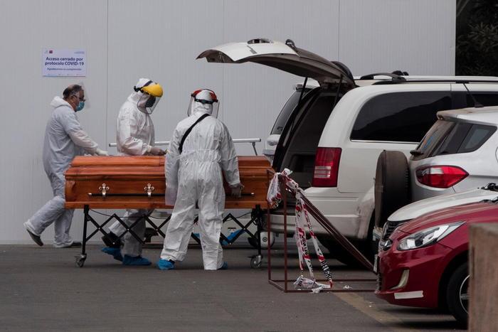 America Latina, morti salgono a 37 mila - Ultima Ora