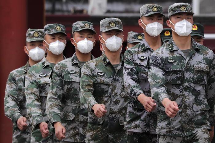 Esercito Cina a Hong Kong approva legge - Asia