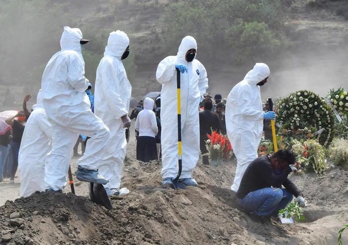 Coronavirus: Sudamerica, 1,4 mln casi - Ultima Ora thumbnail
