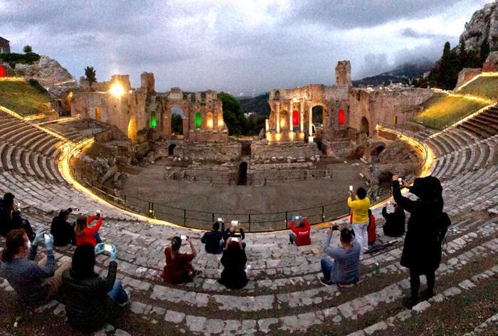 Fase 2: Parco Naxos-Taormina, 1.100 visitatori nel week end