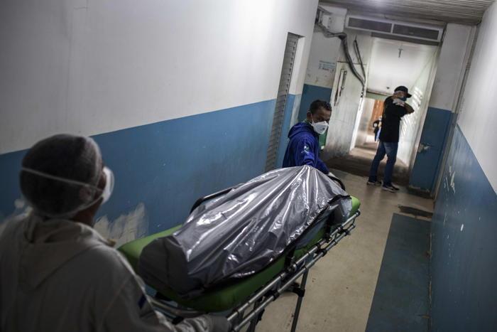 America Latina, oltre 1,5 mln di contagi - Ultima Ora thumbnail