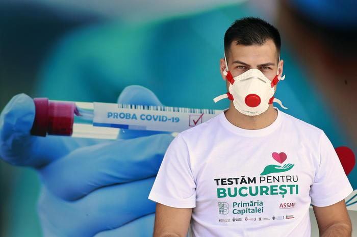 Nuovo record in Romania, 1.284 contagi in 24 ore thumbnail