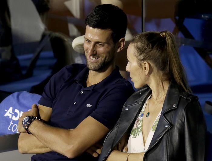 Tennis: dopo il virus, Djokovic in vacanza a Sarajevo
