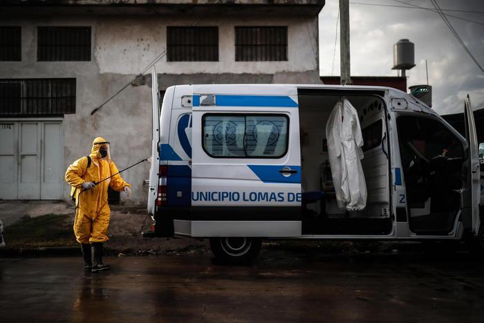 Coronavirus: Argentina, lockdown inasprito a Buenos Aires - Ultima Ora thumbnail