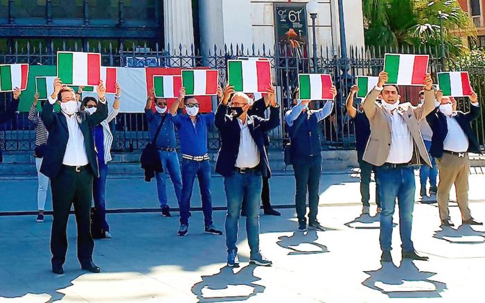 2 giugno: centrodestra anche a Palermo contro governo
