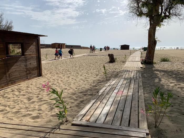 Fase 3: riaperta Spiaggia libera n.3 alla Plaia di Catania
