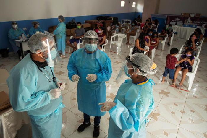 America Latina, oltre 100 mila morti - Ultima Ora thumbnail