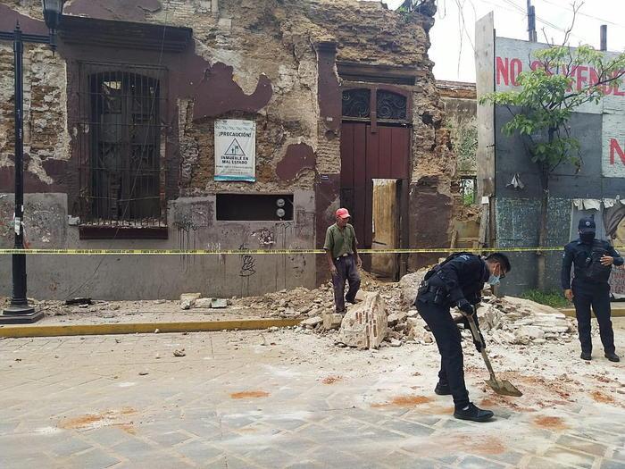 Messico: sisma del 7.5, almeno 4 morti - Ultima Ora thumbnail