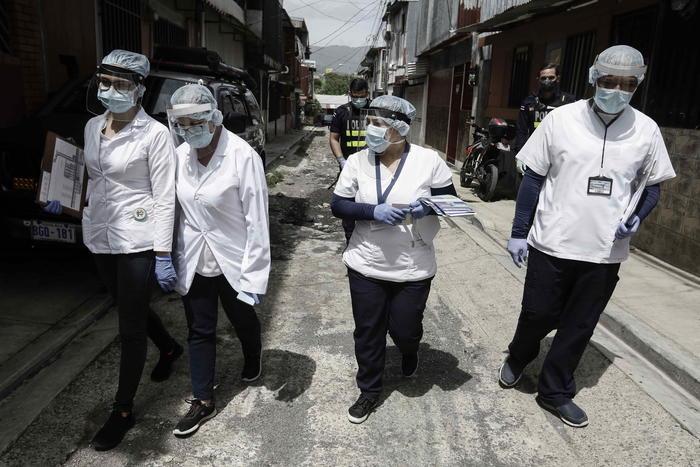 America Latina, pandemia non è al tetto - Ultima Ora thumbnail