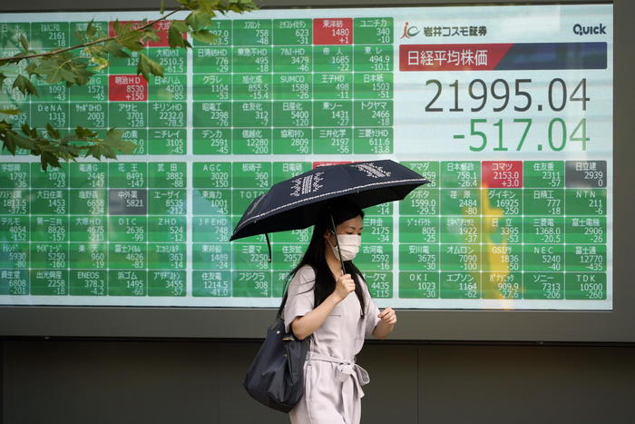 Borsa: Tokyo, apertura in lieve rialzo - Ultima Ora thumbnail
