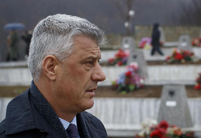 Kosovo: Thaci, mi dimetterò se le accuse saranno confermate - Ultima Ora thumbnail