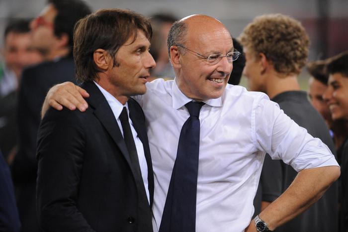 Inter: Marotta,Conte? Non credo ci saranno cambiamenti