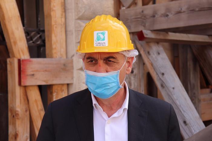 Terremoto: Legnini, 4.000 cantieri portati a termine - Ultima Ora