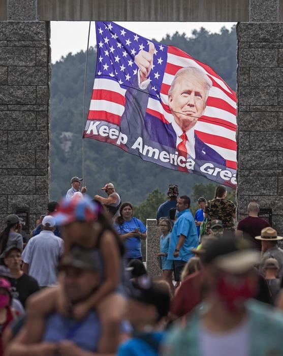Trump, campagna per cancellare storia - Ultima Ora thumbnail