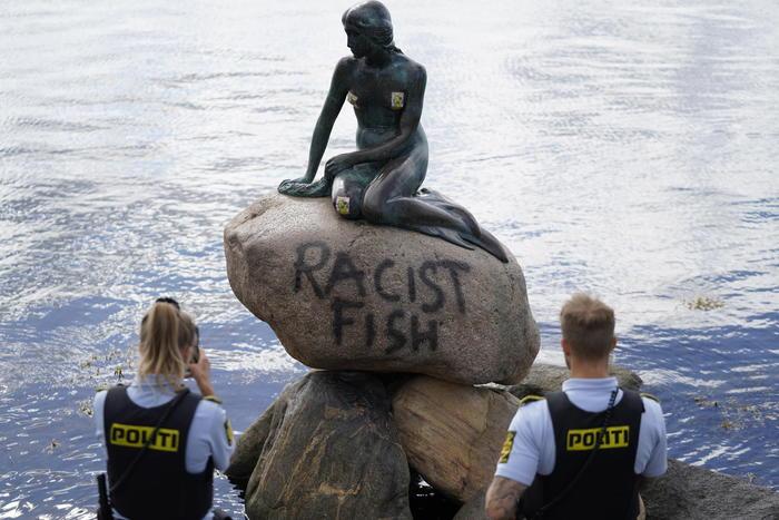 Danimarca: vandalizzata la sirenetta - Ultima Ora thumbnail