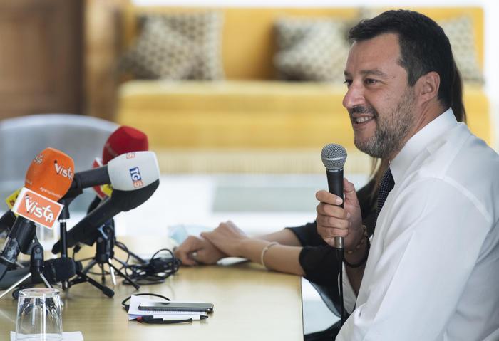 Coronavirus: Salvini, allungare stato emergenza? No, grazie - Ultima Ora thumbnail