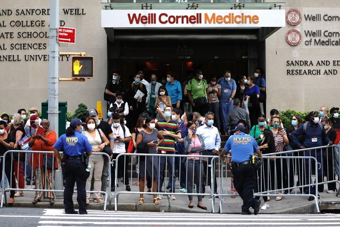 Trump in ospedale dal fratello in gravi condizioni - Nord America