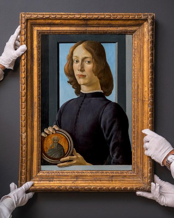 Rarissimo Botticelli all'asta a gennaio da Sotheby's - Ultima Ora - ANSA