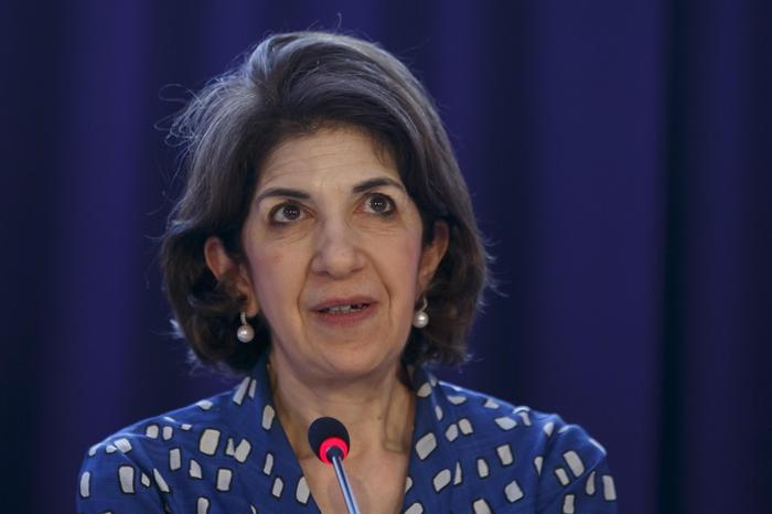 Pope Francis names CERN chief Gianotti to science academy