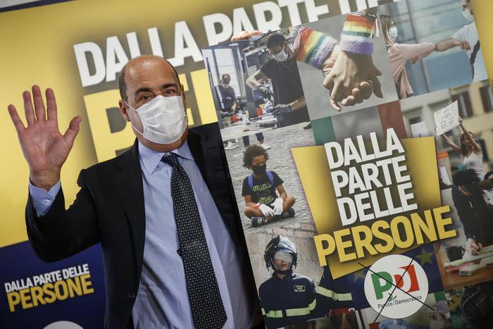 Referendum, Zingaretti: propongo il sì, avanti con le riforme thumbnail