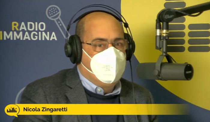 Weird Italy 86801b572ad0d1e3bbf6cfa849f12d32 Draghi can take Italy out of uncertainty - Zingaretti What happened in Italy today