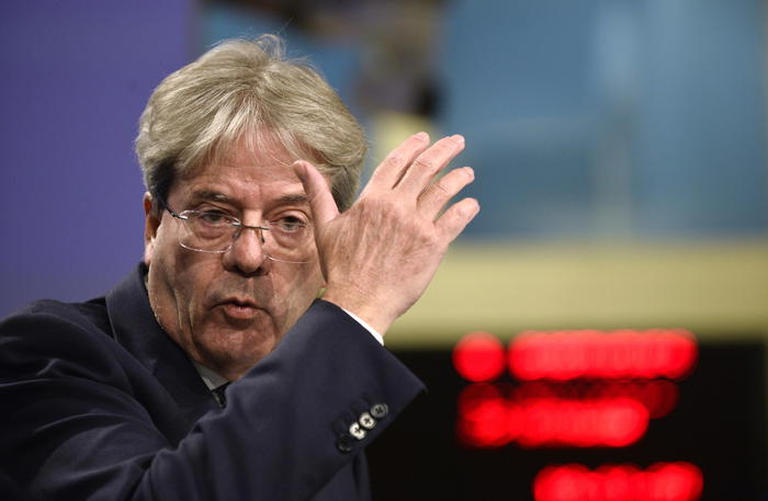Weird Italy c7cc0cb8d77fb88b1564c3420602e0ac We will work with Draghi on reforms says Gentiloni What happened in Italy today