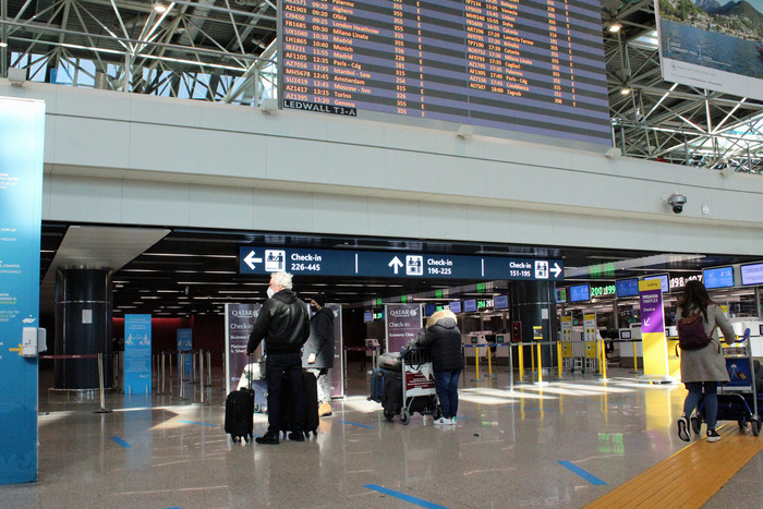 Weird Italy a6bf28e19cc6f997f133ad317026bd76 Airport passengers dive 140 mn from 2019 to 2020 What happened in Italy today