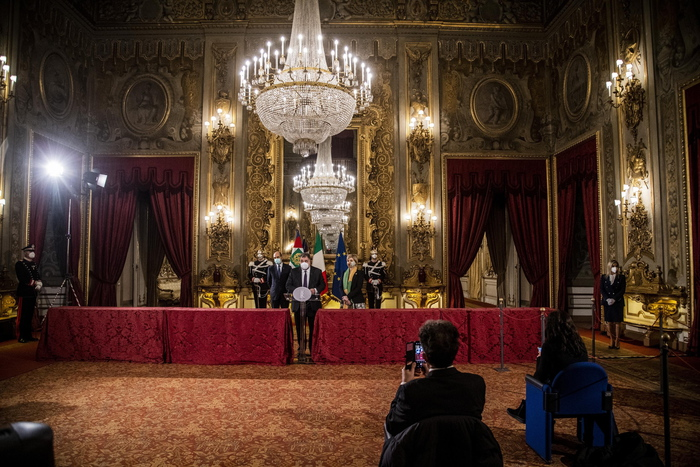 Weird Italy 35d29175fca5e3cc52852f0e06ed5795 Mattarella holds third day of crisis consultations What happened in Italy today