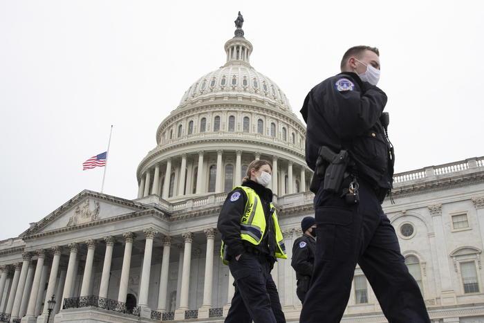 La maledizione di Capitol Hill, 4 suicidi tra gli agenti - Ultima Ora