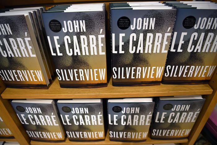 In Gran Bretagna esce 'Silverview', romanzo postumo di Le Carré