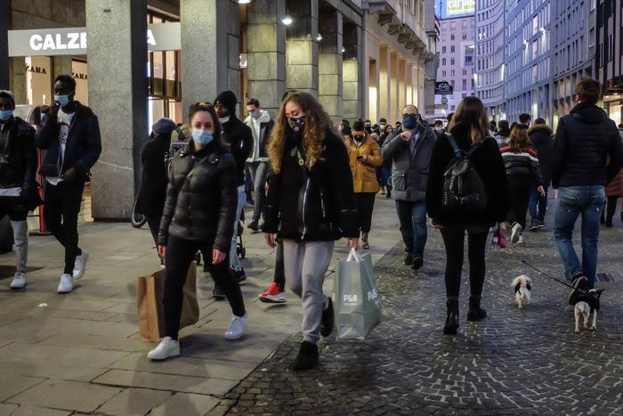 Weird Italy 4db8484249677bbf585d0d7953c3f281 COVID restrictions eased as most of Italy turns yellow What happened in Italy today