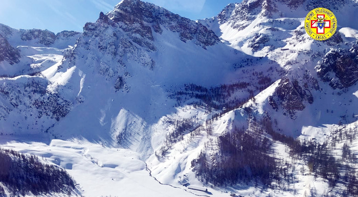 Weird Italy 4e134fa8345e3cc812a669faf12bcc32 2 skiers missing after avalanche near Sestriere What happened in Italy today