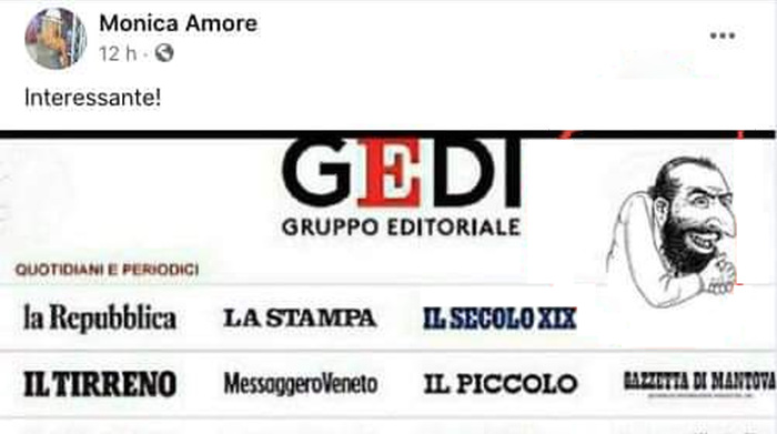 Weird Italy 69a23130888349679d2e452c8f282107 M5S councillor spurs row with anti-semitic post What happened in Italy today