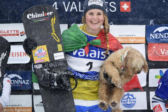 Weird Italy 96941b5c32438e77604fd1c6d232bd47 Snowboard: Moioli gets silver at worlds What happened in Italy today