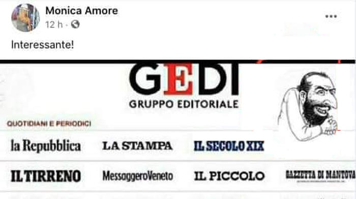 Weird Italy 10808bfdc9c745c191517ece8d2c6912 M5S Turin councillor probed for anti-semitic post What happened in Italy today