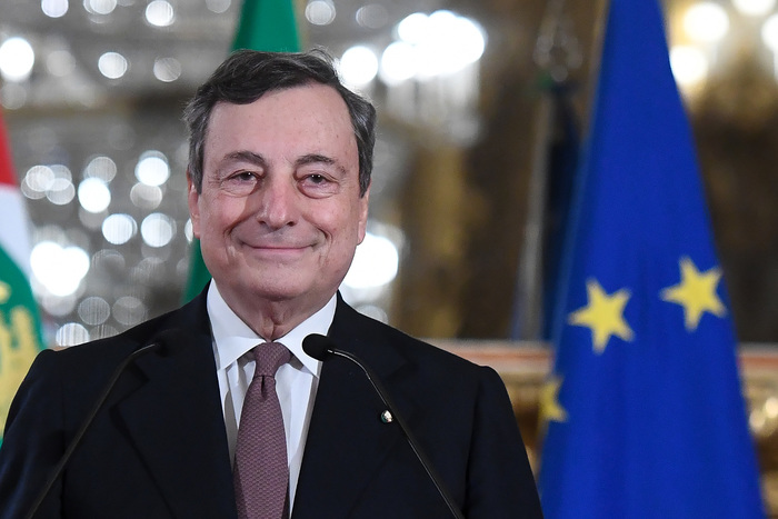 Weird Italy 3205683481f435f41056f92b66408635 Draghi wraps up govt, presents his ministers What happened in Italy today