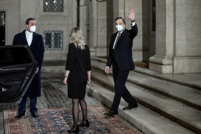 Weird Italy e2757a039191c5576b7d5da29a88073b Draghi's cabinet What happened in Italy today