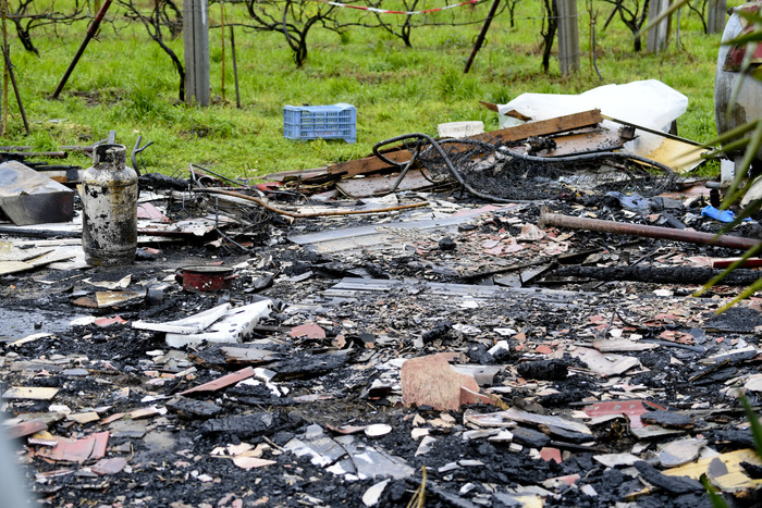 Weird Italy d2f724aff9b3543957d6b9793c1ad97f Migrant farm hand dies in shanty town fire What happened in Italy today