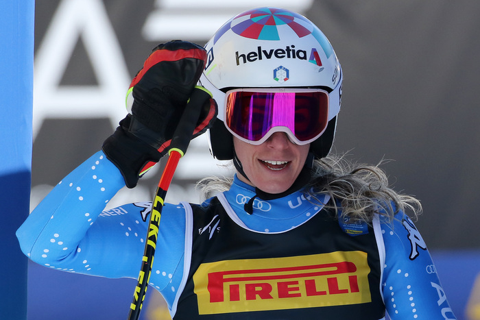 Weird Italy a1cc64b8b28eb6c9f0193439d18bcefc Skiing: Bassino wins parallel gold at Cortina worlds What happened in Italy today
