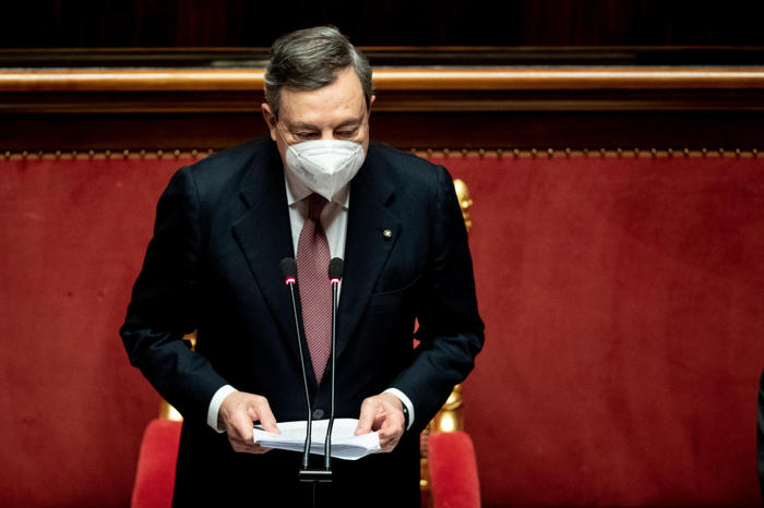 Weird Italy 5a868898ef87f57555595e71ed16182a My govt will tackle emergency, pass reforms - Draghi What happened in Italy today