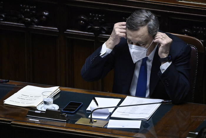 Weird Italy a5e7f8f52f7c18ef9baaa52c18f87d96 Draghi faces House confidence test after Senate triumph What happened in Italy today