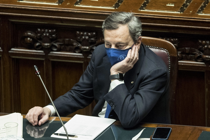 Weird Italy 299b643ddf1aa601e8ebcb7b321c1fef Draghi govt gets down to work after winning parliament's backing What happened in Italy today