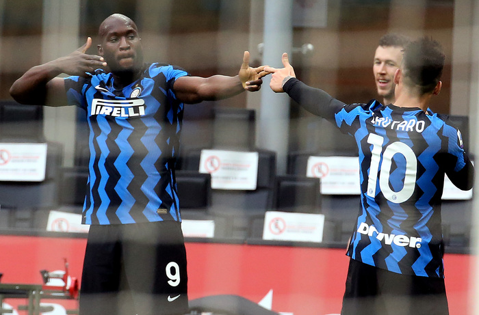 Weird Italy d1bc24a0fca649e5c6c5bdbeb6f525d4 Soccer: Inter four points clear after crushing Milan What happened in Italy today