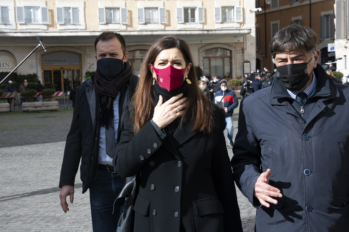 Weird Italy 2d3ad51aeca73b5052cf0ef06cc34262 Man gets six-month term for threatening Boldrini online What happened in Italy today