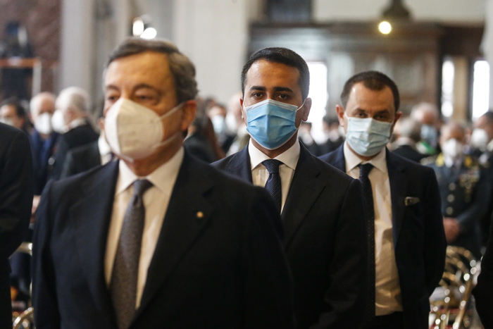 Weird Italy 3424c9fe85f33228291031acb95dc818 Draghi urges EU to speed up vaccine rollout What happened in Italy today