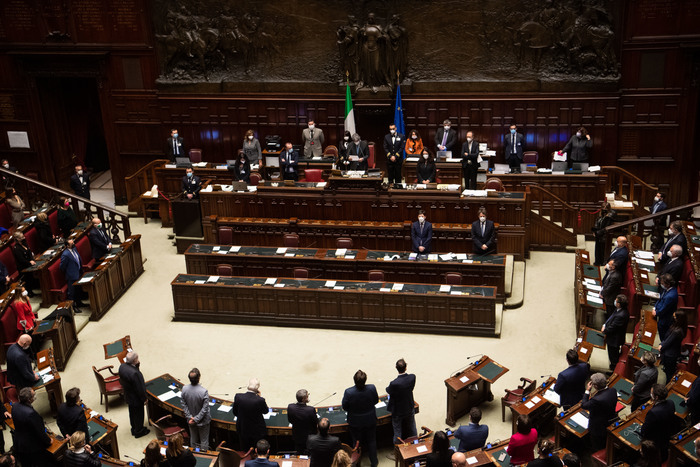 Weird Italy b0007804463ac0b35bc3a5cfb342acd3 Senate OKs COVID decree What happened in Italy today