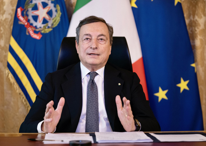 Weird Italy d239ea148aa10368190b65e240532e81 Relaunching Transatlantic agenda crucial - Draghi What happened in Italy today